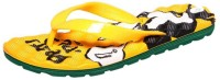 Disney Boys & Girls Slipper Flip Flop(Yellow)