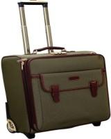 Novelty Laptop Trolly Small Travel Bag  - Medium(Brown)