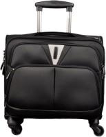Novelty Laptop Trolly Small Travel Bag  - Small(Black)