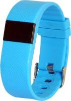 GenZ Fit Fitness Bands(Blue Strap, Size : Regular)