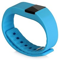 APG Wireless Activity Smart Bracelet(Blue Strap Regular)