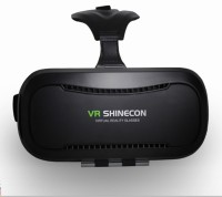 BlackBox Unlimited VR Shinecon 2.0 G-02(Smart Glasses, Black)