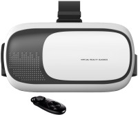 Gold Dust VR Box Virtual Reality Glasses With Remote(Smart Glasses)