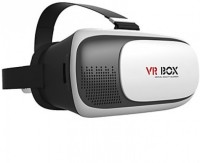 Jindal Creations Virtual Reality Box Video Glasses(White, Black)