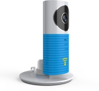 Smiledrive World'S First Plug & Play Two Way Talking Ip Cctv Camera With Inbuilt Memory Slot  Webcam(Blue)