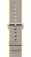 APPLE MNKJ2ZM/A Smart Watch Strap(Yellow, Grey)