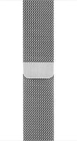 APPLE MJ5F2ZM/A Smart Watch Strap(Silver)