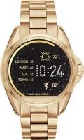Michael Kors Access Bradshaw(For Men & Women) Gold Smartwatch(Gold Strap Regular)