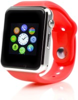 "Speed A1 1.54"" Touch screen for Android IOS Smartphones with Bluetooth 3.0 Red Smartwatch(Red Strap"