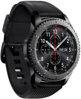 Samsung Gear S3 - Frontier Smartwatch(Black Strap, Regular)