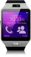 888 DZ09_01 phone Smartwatch(Black Strap Regular)