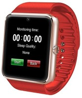 "Speed GT08 1.54"" Touch screen for Android IOS Smartphones with Bluetooth 3.0 Gold, Red Smartwatch(Re"