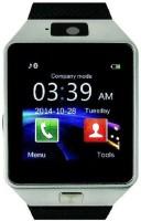 888 DZ09_04 phone Smartwatch(Black Strap Regular)