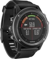 GARMIN FENIX 3 HR Smartwatch(Black Strap, Regular)