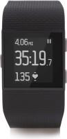 FITBIT Surge Smartwatch(Black Strap, Large)