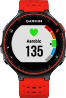 GARMIN Forerunner 235 Smartwatch(Red Strap, Regular)