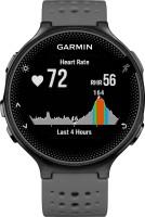 GARMIN Forerunner 235 Smartwatch(Grey Strap, Regular)