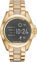 Michael Kors Access Bradshaw (For Men & Women) Gold Smartwatch(Gold Strap Regular)