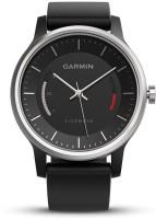 GARMIN Vivomove Sport Smartwatch(Black Strap, Regular)