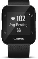 GARMIN Forerunner 35 Black Smartwatch(Black Strap, Regular)