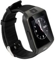 888 DZ09_06 phone Smartwatch(Black Strap Regular)