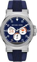 Michael Kors Access Dylan (For Men) Blue Smartwatch(Blue Strap Regular)