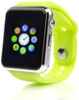 "Speed A1 1.54"" Touch screen for Android IOS Smartphones with Bluetooth 3.0 Green Smartwatch(Green St"