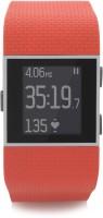 FITBIT Surge Smartwatch(Orange Strap, Large)