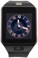 888 DZ09_03 phone Smartwatch(Black Strap Regular)