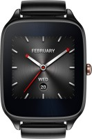 Asus Zenwatch 2 Gunmetal Case with Metal Strap Gunmetal Grey, Black Smartwatch(Black Strap Regular) Flipkart Rs. 14990.00