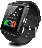 Pro Guard U8 Smartwatch(Black Strap, Regular)
