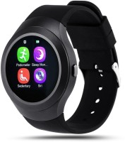 fletum c5 Smartwatch(Black Strap Regular)