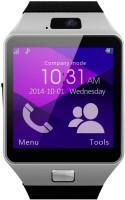 888 DZ09 Smart Watch Smartwatch(Black Strap...