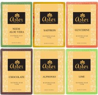 Aster Luxury Bathing Bar Assortment - Monthly Pack of 6(750 g)
