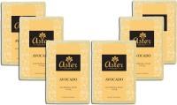 Aster Luxury Handmade Avocado Soap 125g - Pack of 6(750 g, Pack of 6)