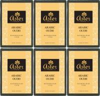 Aster Luxury Arabic Oudh Bathing Bar - Pack of 6(750 g)