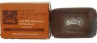 Nubian Heritage Ivorian Cocoa Butter Soap(150 ml)