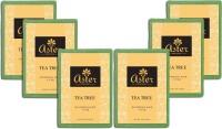 Aster Luxury Handmade Tea Tree Soap - Pack of 6(750 g, Pack of 6)