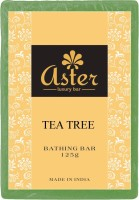 Aster Luxury Tea Tree Handmade Soap - Set of 12(1500 g, Pack of 12)