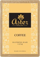 Aster Luxury Coffee Handmade Soap - Set of 12(1500 g, Pack of 12)