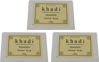 Rockside Khadi Jasmine Herbal Soap(375 g, Pack of 3) - Price 52 68 % Off