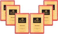 Aster Luxury Handmade OrangeSoap 125g - Pack of 6(750 g, Pack of 6)