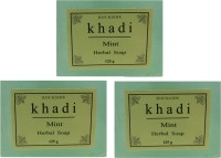 Rockside Khadi Mint Herbal Soap(375 g, Pack of 3) - Price 52 68 % Off