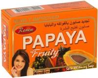 Renew Papaya Fruity Skin Whitening Herbal Soap (Made In Philippines)(135 g)