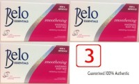 Belo Essentials Beauty Smoothing Whitening body(3 x 146.67 g)