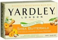 Yardley London of London Shea Buttermilk Bath Bars Sensitive Skin (Pack of 4)(120 g)