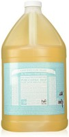 Dr. Bronners Fair Trade & Organic Castile Liquid Soap - (Baby Unscented - 2 Pack)(3800 g, Pack of 2) - Price 20859 26 % Off