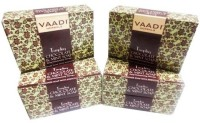 Vaadi Herbals Tempting Chocolate & Mint Soap Deep Moisturising Therapy - Pack of 6(450 g, Pack of 6)