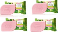 Oriflame Sweden Nature Secrets Soap Bar With Soothing Rose(4 x 75 g)