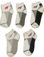 Neska Moda Boys & Girls Striped Ankle Length(Pack of 5)